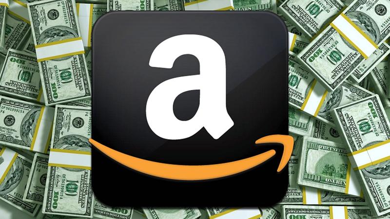 kiếm tiền online trên amazon
