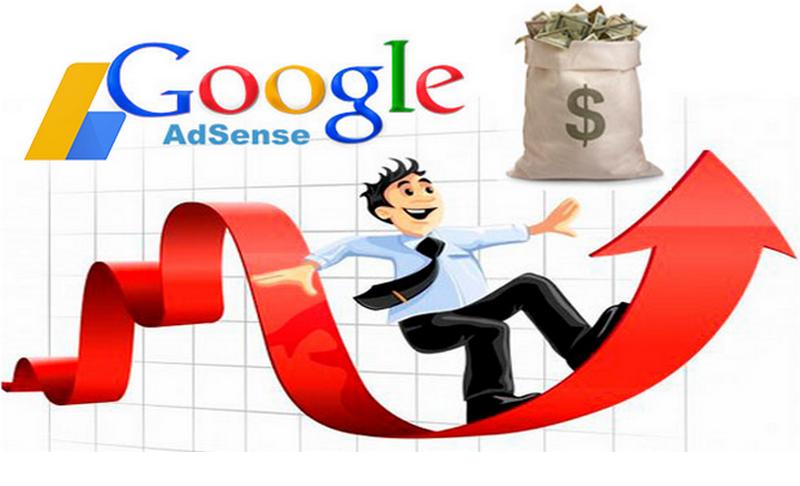 Kiếm tiền online nhanh chóng với Google Adsense