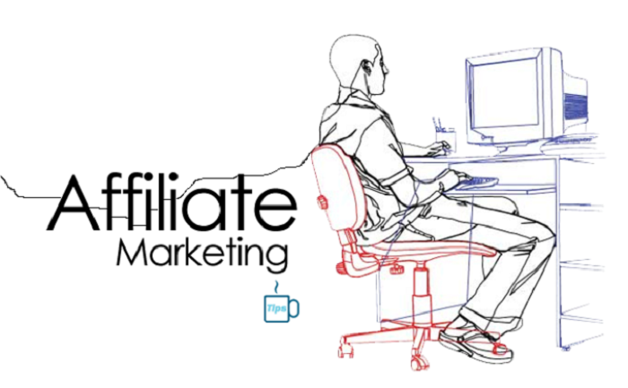 kiếm tiền online bằng affiliate marketing