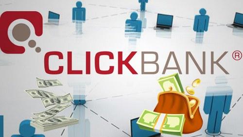 kiếm tiền từ clickbank