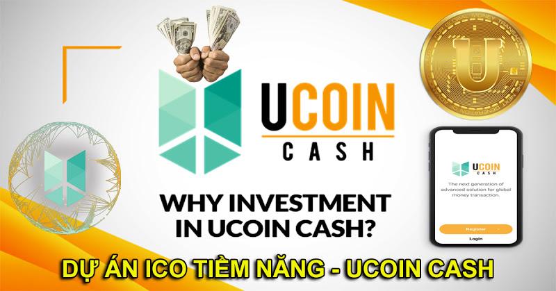 dự án ucoin cash