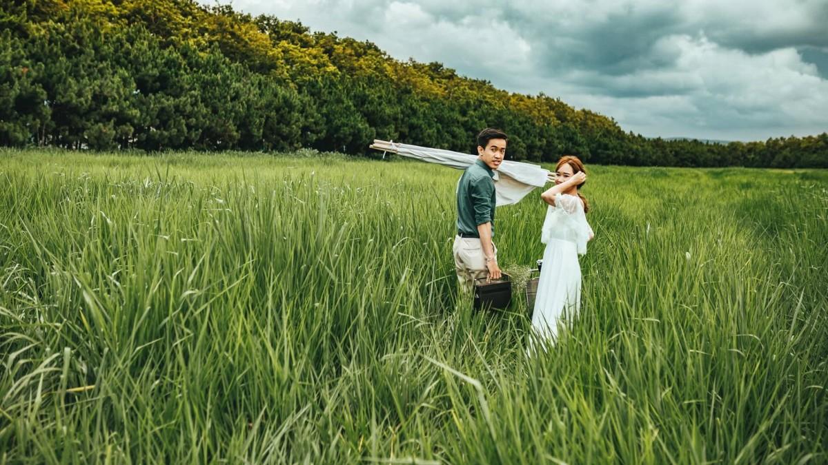 Chụp hình cưới Đà Lạt vào mùa nào