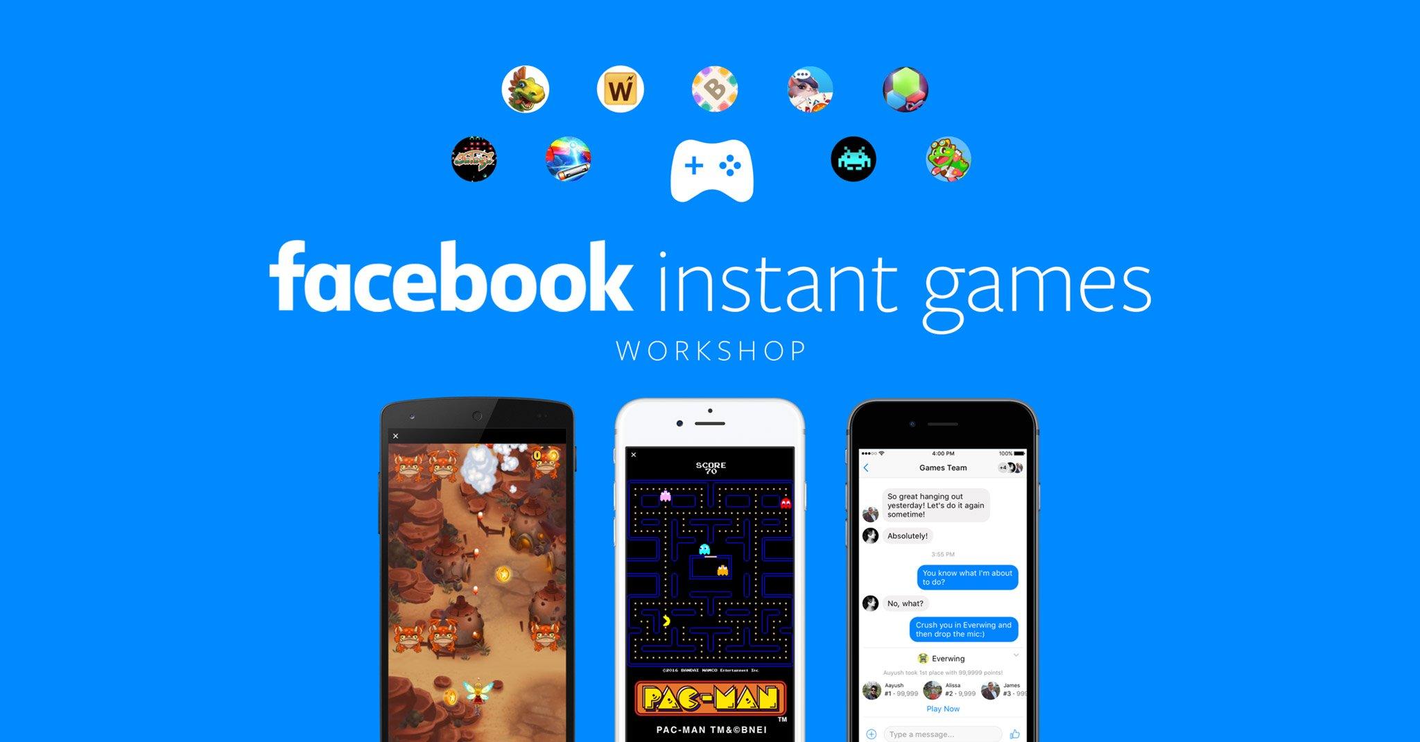 Mời tham dự hội thảo hướng dẫn làm Instant Game của Facebook | Tinh tế