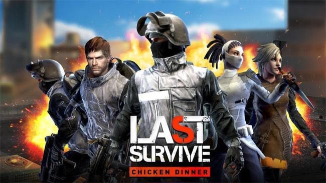 Last Survive Chicken Dinner