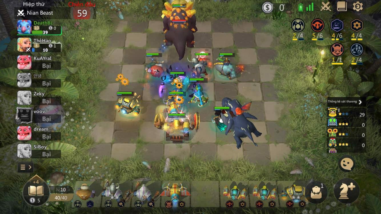 Tựa game Auto Chess Mobile được yêu thích như trên phiên bản PC