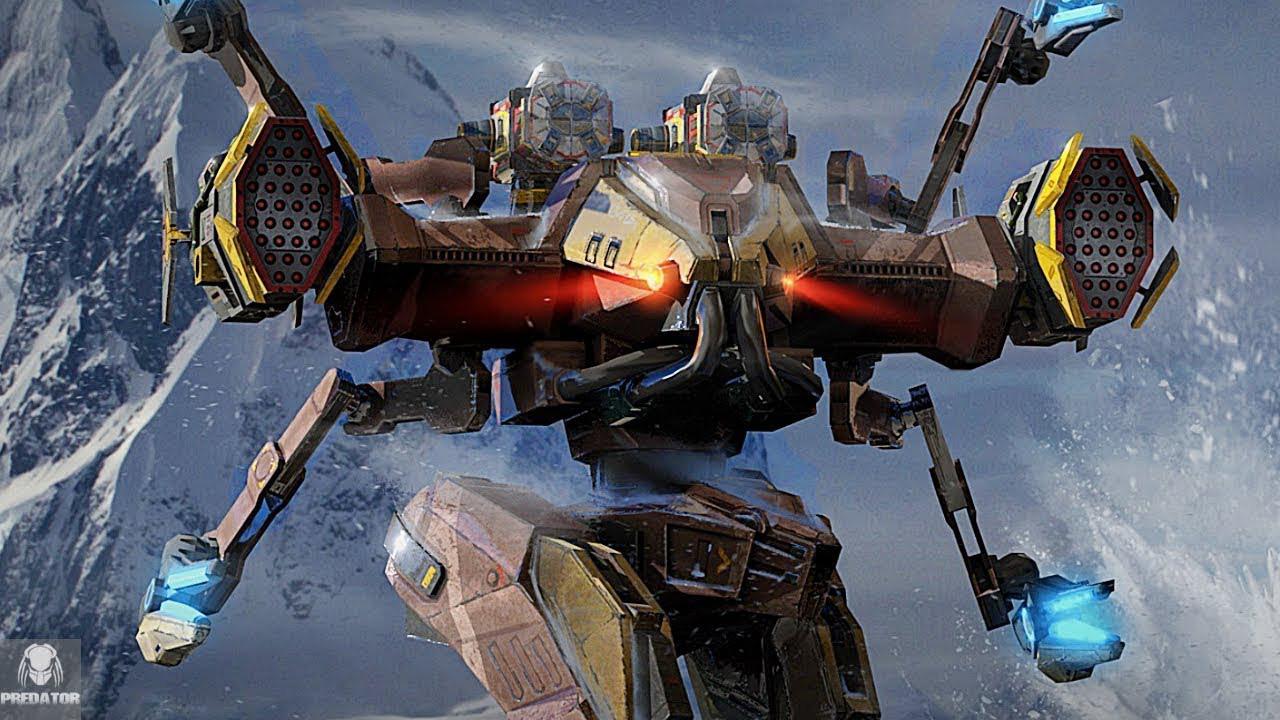 War Robots - game hành động kịch tính nhất trên phiên bản mobile
