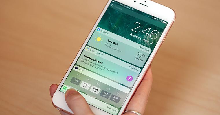 iPhone bị nóng do bạn đang chạy quá nhiều ứng dụng nặng trên máy