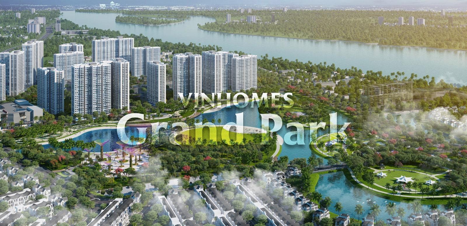 Vinhomes Grand Park - Official Website of Vinhomes JSC