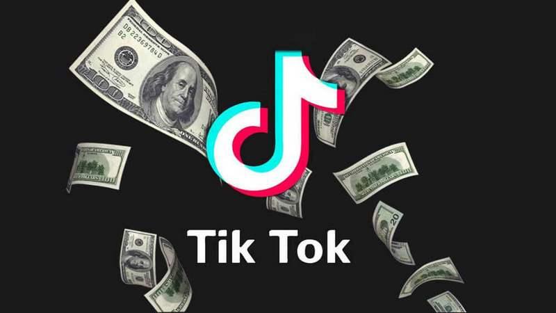 Làm thế nào để kiếm được tiền trên TikTok?