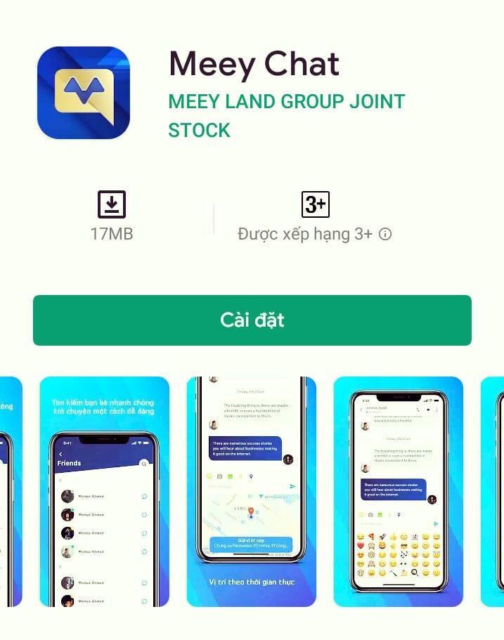 Kết nối trực tiếp với chủ chung cư nhờ MeeyChat