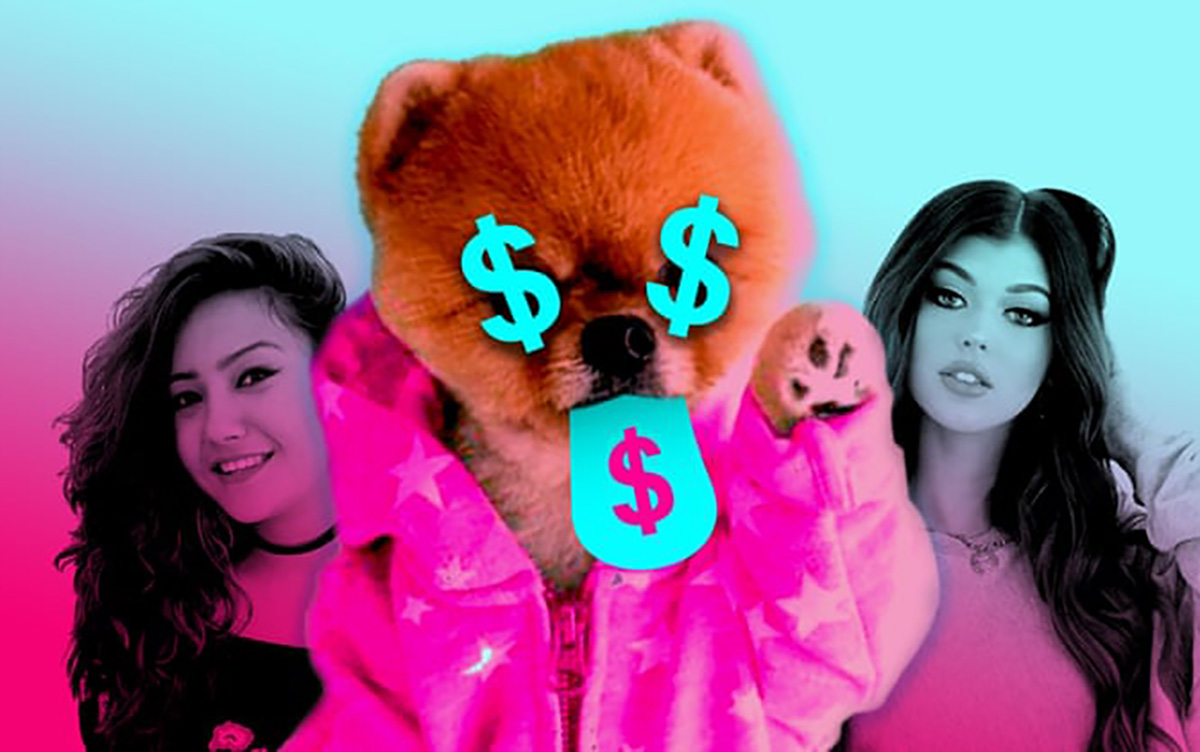 Người nổi tiếng trên TikTok có thể kiếm được 1 triệu USD cho mỗi video