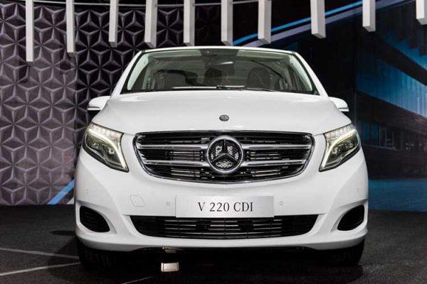 Mercedes-Benz có xe MPV không?