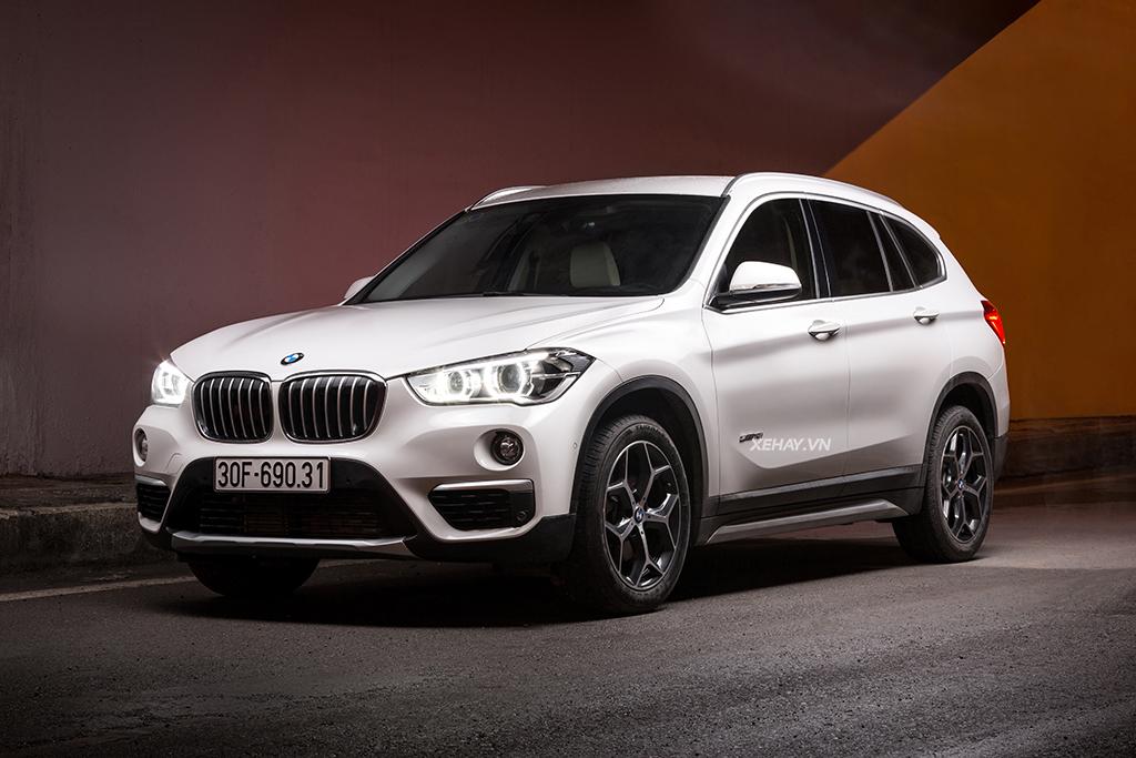 ĐÁNH GIÁ XE] BMW X1 sDrive18i 2018 - Một trải nghiệm BMW đầy khác ...
