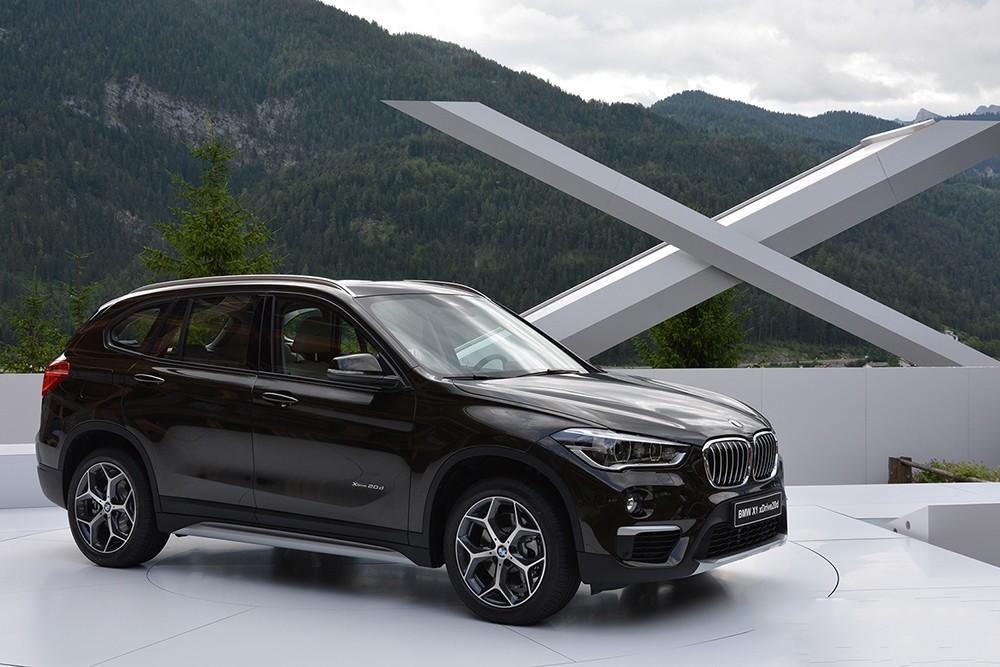 Đánh giá BMW X1 2016 - Đúng chất xe gầm cao hơn