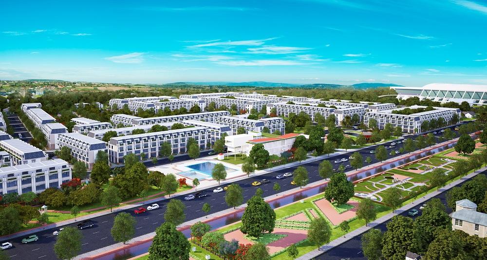 Long Thành Airport City và tiềm năng vượt trội của bất động sản sân bay -  CafeLand.Vn