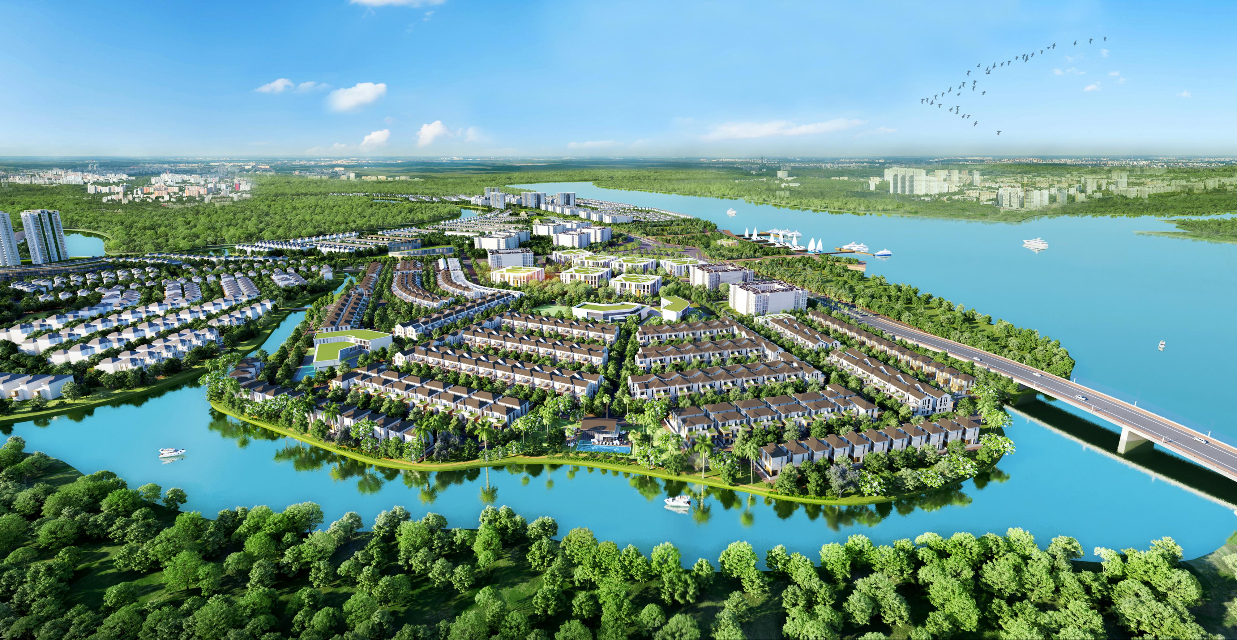 Bất động sản Đồng Nai tiếp tục nóng vì hạ tầng liên kết vùng mới
