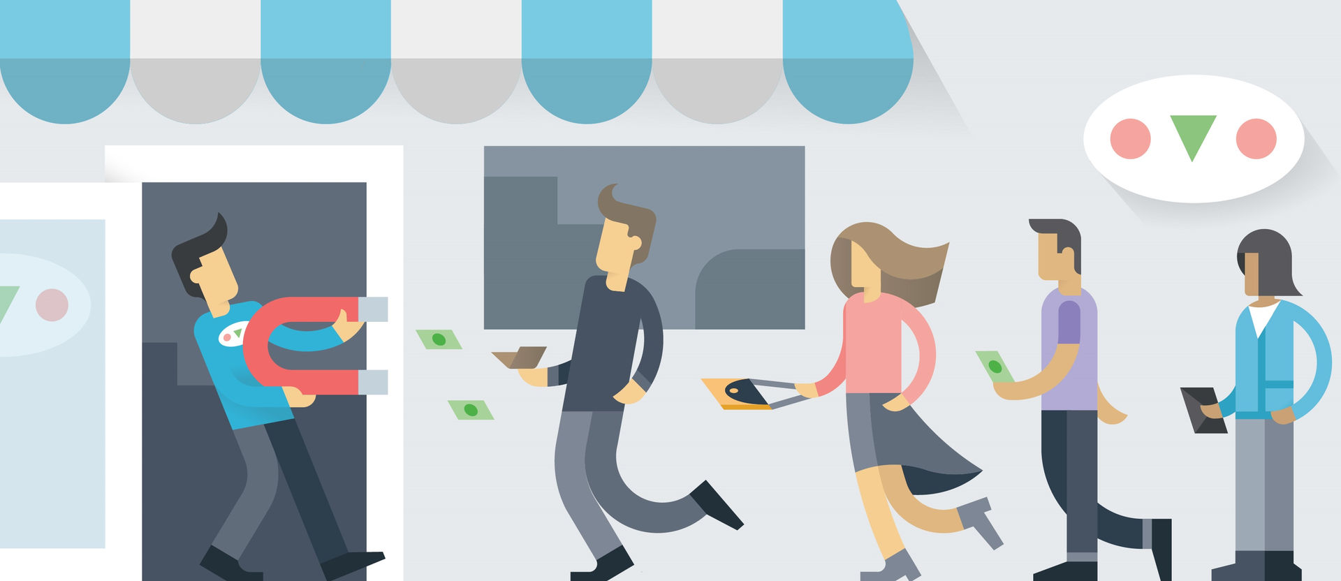 Cách thức thu hút khách hàng cho cửa hàng kinh doanh online