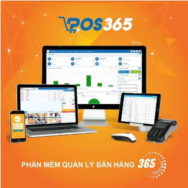 Phần mềm quản lý bán hàng POS365