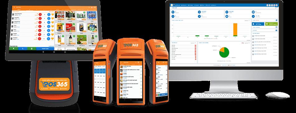 POS365 | Giải pháp quản lý bán hàng, hỗ trợ thanh toán tốt nhất