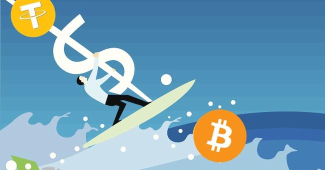 Tiền ảo tether – Kẻ 'tàn phá' thị trường