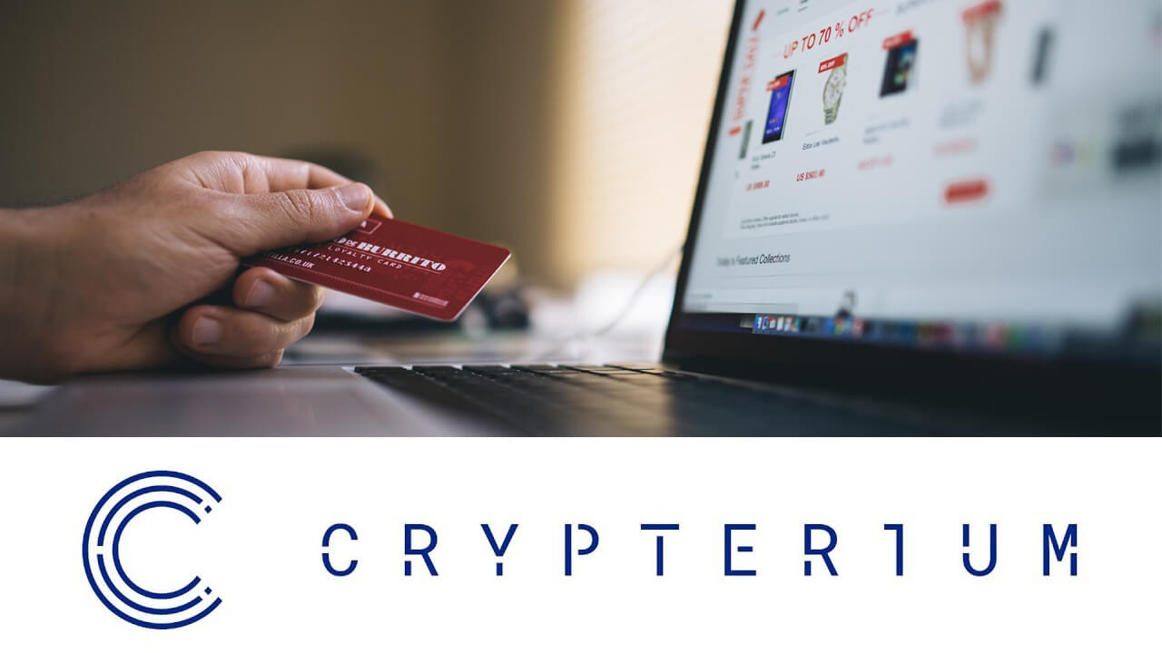 Crypterium: First cryptocurrency card in the world | Tokeneo