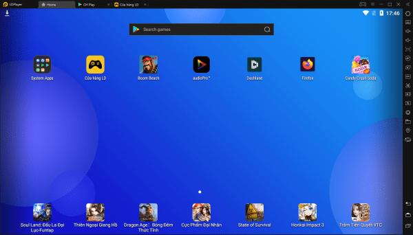LDPlayer: Trình giả lập Android dễ dùng trên Windows
