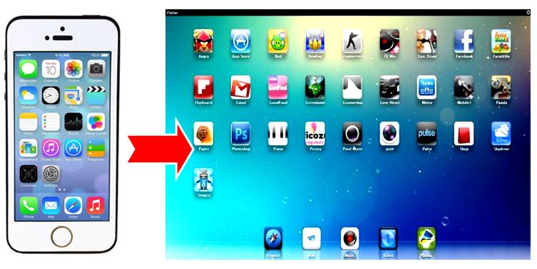 Những phần mềm giả lập iOS cho Window   Thư Viện Hướng Dẫn