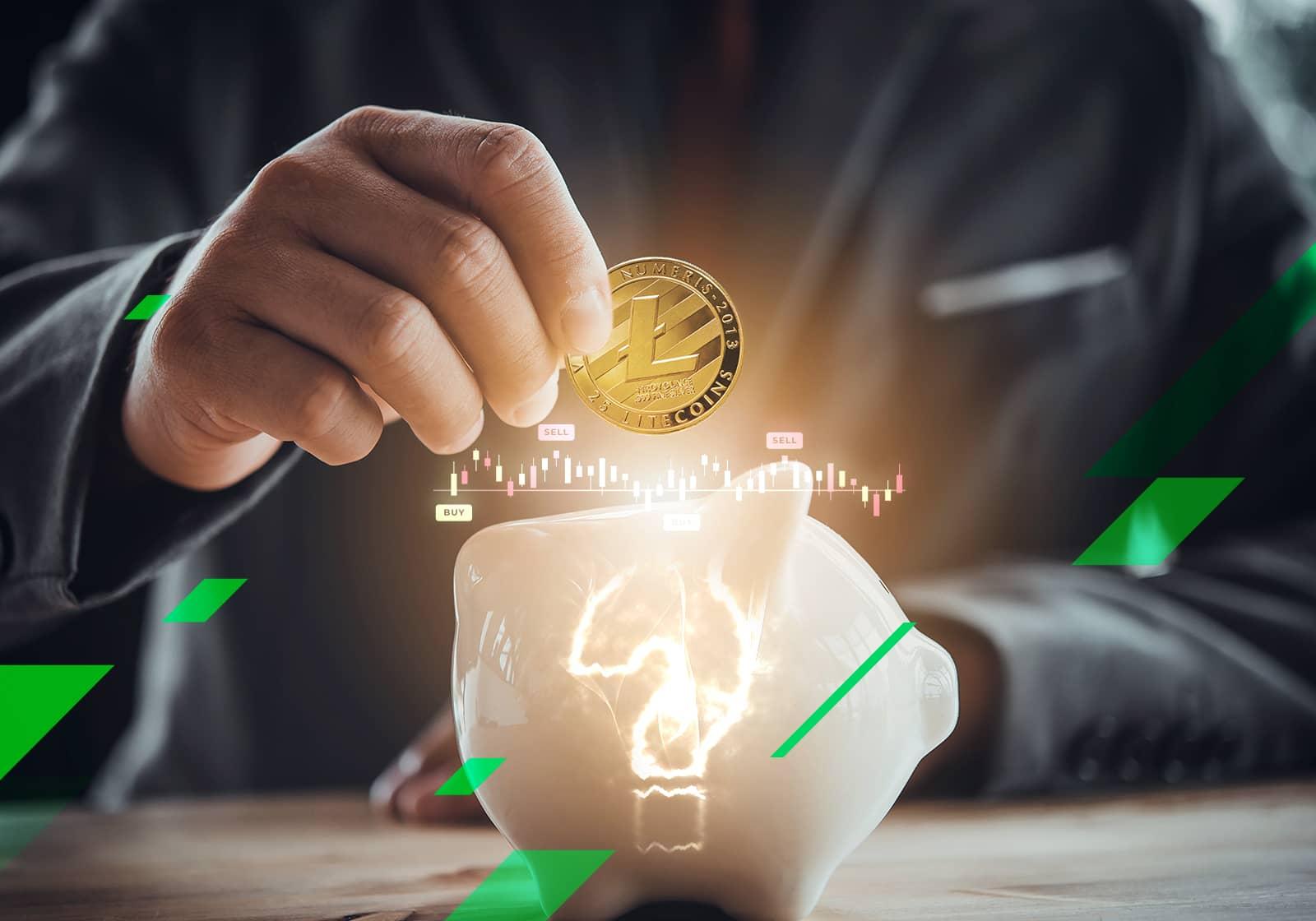 Đồng tiền ảo Litecoin và những điều cần biết - Tín dụng