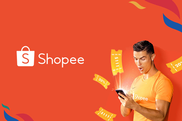 Shopee tiếp tục vượt xa Tiki, Lazada và Sendo về lượt truy cập website