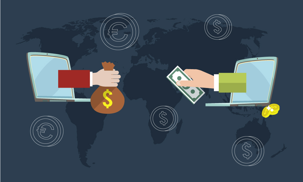 Vay tiền online không cần gặp mặt chuyển tiền qua ngân hàng