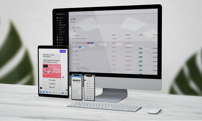 CNV Loyalty tạo hệ sinh thái chăm sóc khách hàng trên nền tảng số - VnExpress Kinh doanh